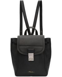 3.1 Phillip Lim Back Soft Pashli Backpack - Black
