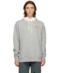 Converse Gray Bugs Bunny Edition 80th Anniversary Pull-over Hoodie
