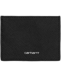 Carhartt WIP ブラック カード ケース