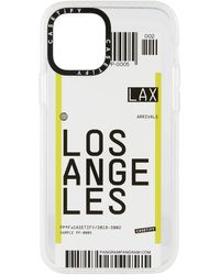 Casetify Los Angeles Lax Iphone 12/12 Pro Impact Case - Multicolour