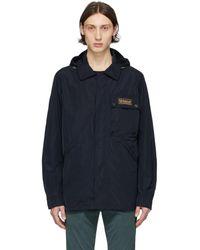 Belstaff Navy Weekender Jacket - Blue