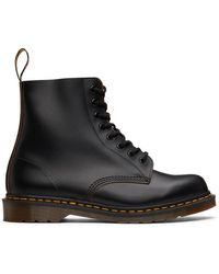 Dr. Martens ブラック Made In England 1460 ブーツ