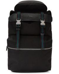 BOSS - Black Meridian Backpack - Lyst