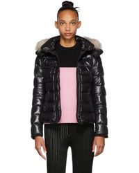 Moncler Black Down Armoise Jacket