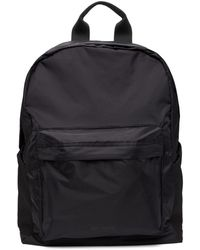 Norse Projects Sac a dos pliable noir Hybrid