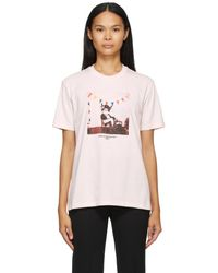 Stella McCartney ピンク Year Of The Ox T シャツ