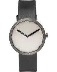 Issey Miyake Grey Twelve Model Watch - Multicolour