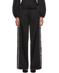 T By Alexander Wang - Black Pull-on Lounge Pants - Lyst