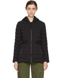 Mackage - Black Down Kaila Hooded Coat - Lyst