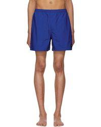 Noah Blue Swim Shorts