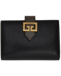 Givenchy - ブラック Gv3 カード ケース - Lyst