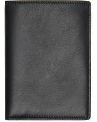 Common Projects ブラック Folio パスポート ウォレット
