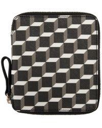 Pierre Hardy - Black & White Polycube Wallet - Lyst