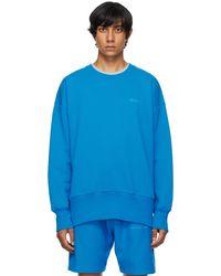 Advisory Board Crystals Blue 123 Sweatshirt