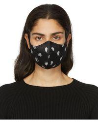 Lanvin Two-pack Lue & Lack Mother & Daughter Face Masks - Black