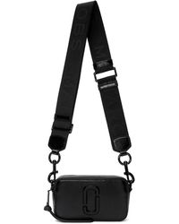 Marc Jacobs Black Snapshot Dtm Bag