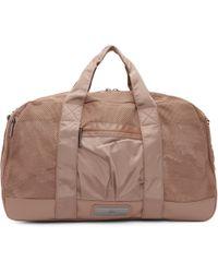 Adidas By Stella McCartney | Pink Yoga Duffle Bag | Lyst
