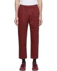 adidas Originals Pantalon chinos rouge edition Jonah Hill