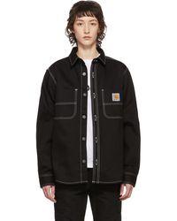 Carhartt WIP Black Great Master Shirt