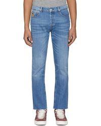 April77 - Blue Cult Open Jeans - Lyst