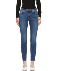 Acne Studios - Blue Bla Konst Climb Jeans - Lyst