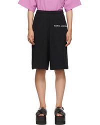 Marc Jacobs ブラック The T-shorts ショーツ