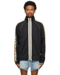 Gucci ブラック オーバーサイズ セーター