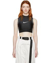 Nike - Black Ambush Edition Nrg Crop Tank Top - Lyst