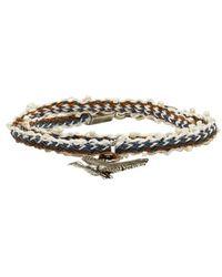 Lanvin - Multicolor Bird Bracelet - Lyst