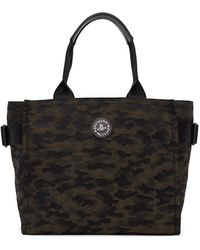 Vivienne Westwood Camo Holborn Tote - Green