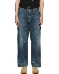 Neighborhood Indigo 211 C-pt Jeans - Blue