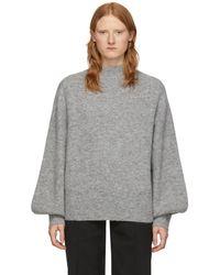 Won Hundred Gray Blakely Sweater