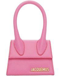 Jacquemus Pink Le Chiquito Bag