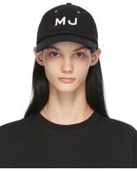 Marc Jacobs The Cap - Black