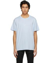 Givenchy - ブルー Embroidered Refracted T シャツ - Lyst
