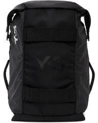Y-3 - ブラック Hybrid ダッフル バッグ - Lyst