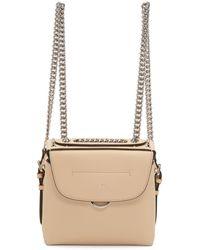 Fendi - Pink Mini Back To School Backpack - Lyst