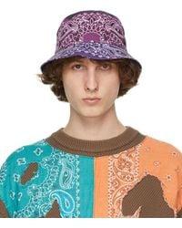 Children of the discordance Purple Bandana Bucket Hat