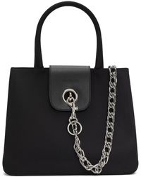 Dheygere Black Key Hanger Bag