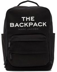 Marc Jacobs ブラック The Backpack バックパック - マルチカラー