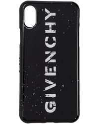 Givenchy - Black Rubber Iphone X Case - Lyst