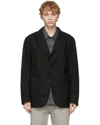 Engineered Garments - ブラック Bedford ブレザー - Lyst