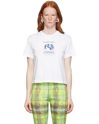 Paloma Wool Souvenir Dance T-shirt - White