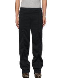 Random Identities Pantalon de survêtement noir Dressy