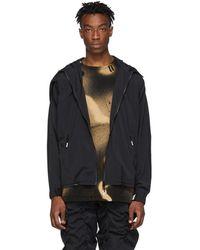 99% Is Black Bat Zip-up Jacket