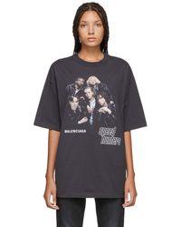 Balenciaga - Black Speedhunters T-shirt - Lyst