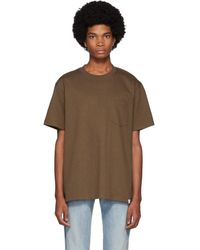 Norse Projects - ブラウン Joannes ポケット T シャツ - Lyst