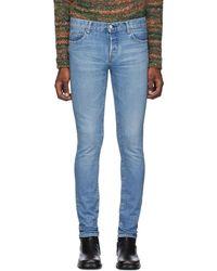 Moussy Blue Coaldale Skinny Jeans