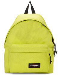 Eastpak - Neon Padded Pak'r Backpack - Lyst