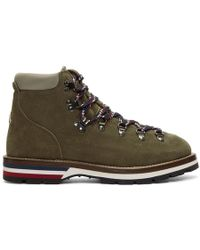 chaussure moncler homme